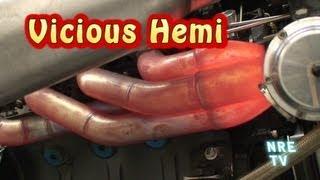 Download Chrysler Hemi Monster! 1600 HP 572 TT Chrysler Hemi from Nelson Racing Engines. View in HD. Video