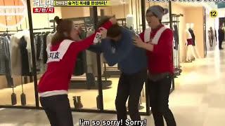Download Running man Mong Ji hyo Angry Moments Video