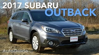 Download 2017 Subaru Outback Review Video