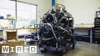 Download This Radical Redesign Could Keep Gas Engines Pumping | WIRED Video