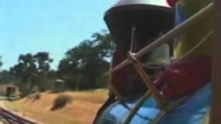 Download Neverland train tour Video