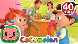 Download Johny Johny Yes Papa (Parents Version) | +More Nursery Rhymes & Kids Songs - CoCoMelon Video