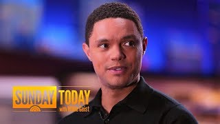 Download How Trevor Noah Steers 'The Daily Show' In The Age Of Trump | Sunday TODAY Video