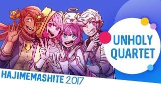 Download The Unholy Quartet: Hajimemashite 2017 Video