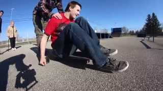 Download Broken Ankle- Skateboarding (Funny) Video