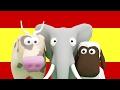 Download Aprenda espanhol para crianças! Ensine às crianças os animais, veículos e números em espanhol. Video