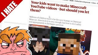 Download I HATE YOUTUBE IN THE NEWS Video