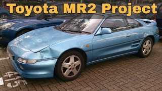 Download 1993 Toyota MR2 Project - Ep 1 - Purchase and Planning Video