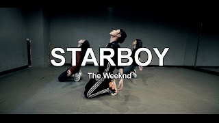 Download STARBOY - THE WEEKND / CHOREOGRAPHY - HAKBONG SONG Video