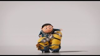 Download Minions - With Young Gru HD Video