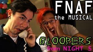 Download FNAF The Musical Night 5 **BLOOPERS!** (Markiplier, NateWantsToBattle, MatPat and Random Encounters) Video