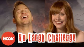 Download CHRIS PRATT & BRYCE DALLAS HOWARD Make Each Other Laugh With Dumb Jokes | The Hook Video