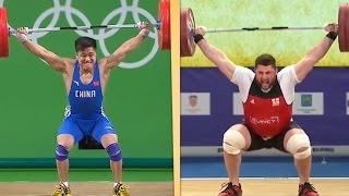 Download All World Weightlifting Records (2017) / Все мировые рекорды. Тяжелая атлетика Video