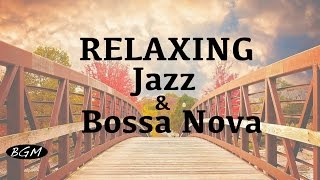 Download Jazz & Bossa Nova Instrumental Music - Relaxing Cafe Music For Study,Work,Sleep - Background Music Video