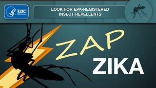 Download Zap Zika: Apply Insect Repellent Video