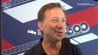 Download Indy 500: John Andretti with Robin Miller Video