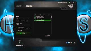 BF4 BF3 CSGO COD HARDLINE Macro No Recoil and No Spread - Gameplay