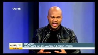 Download Raising funds for Nelson Mandela Children's Hospital Video