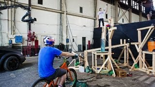 Download Behind the Scenes of ″The Athlete Machine″ - Red Bull Kluge Video