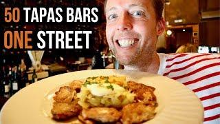Download 7 Best Tapas Bars on Cava Baja   Madrid's Most Famous Tapas Street Video