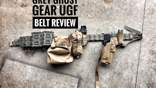 Download Grey Ghost Gear UGF belt Review Video