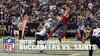 Download Buccaneers vs. Saints | Week 2 Highlights | NFL Video