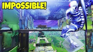 Download IMPOSSIBLE *NEW* ICE TRAP OBSTACLE COURSE IN FORTNITE PLAYGROUNDS MODE!! Video