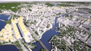 Download Tampereen kaupunki, Keskustahanke, ″Viiden tähden keskusta″ Video