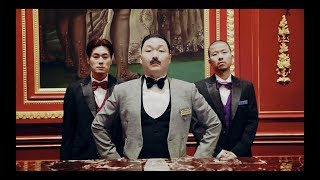 Download PSY - 'New Face' M/V Video