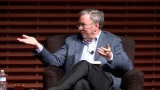 Download Eric Schmidt & Jared Cohen: The Impact of Internet and Technology Video