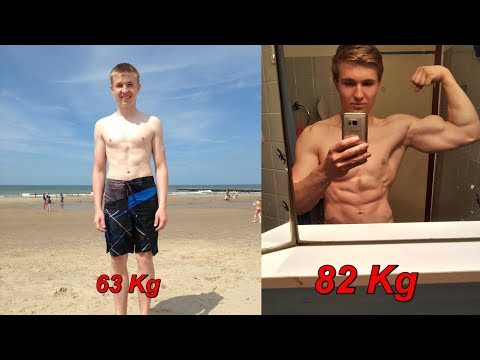 Extreme 3 Year Transformation! - Street Workout