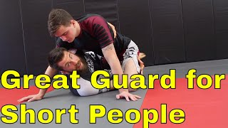 Download A Great Guard in BJJ for Short People or Short Legs Video
