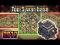 Download TH9 War Base 2017 | TH9 Anti 3 War Base | Th9 Anti Lavaloon War Base | Clash Of Clan Video