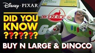 Download Pixar Did You Know? | Companies in Disney• Pixar Movies Video