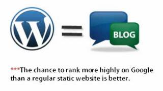 Download Wordpress Sites - Advantages and Benefits Video