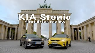 Download Kia Stonic launch first drive review Video