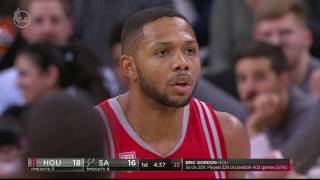 Download NBA Games of the Year - Houston Rockets at San Antonio Spurs from 11/09/2016 Video