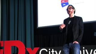 Download How to build a Billion Dollar app? | George Berkowski | TEDxCityUniversityLondon Video