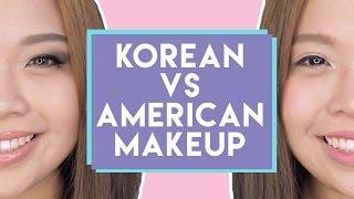 Download KOREAN VS AMERICAN MAKEUP | PrettySmart EP 97 Video