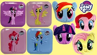 Download NEW! Complete Set MY LITTLE PONY MLP Radz Plushees & 4-in-1 Tin Surprises Video