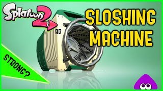 Download Sloshing Machine AD - Splatoon 2 Video