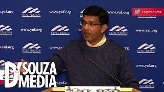 Download D'Souza embarrasses leftists at Brandeis U Video
