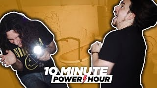 Download Escaping a Room of Terrors (Special Episode!) - 10 Minute Power Hour Video
