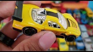Download Hot Wheels Showcase 60 cars - Sunday Flea Market/Swap Meet Video