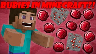 Download Why Rubies Don't Exist in Minecraft Video
