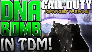 Download Advanced Warfare - TEAM DEATHMATCH ″DNA BOMB″ ON ″TERRACE″! (COD AW Multiplayer Gameplay) Video