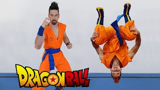 Download Dragon Ball Super Training In Real Life (Flips, Parkour with Weights) Video