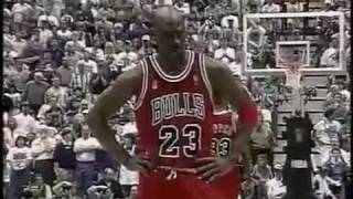 Download 1997 NBA Finals Game 5- The Flu Game Video