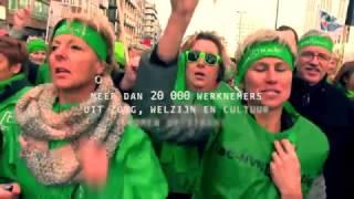 Download 20 000 voor nieuwe sociale akkoorden en behoud ADV-dagen Video