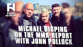 Download Michael Bisping on xXx: Return of Xander Cage & Injury Layoff - Full Interview with John Pollock Video